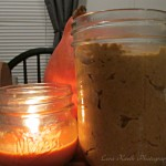 Pumpkin Pie Cheesecake in a Jar
